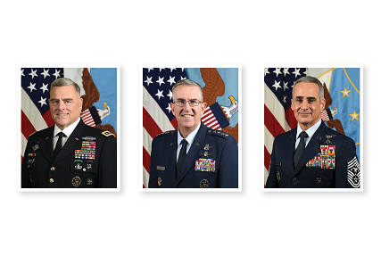 Messages from The Joint Chiefs of Staff: Connect to Protect