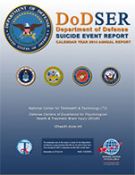 CY 2014 DoDSER Annual Report